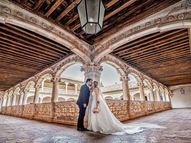 La boda de José Luis y Iris en Lupiana, Guadalajara 1