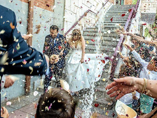 La boda de José Luis y Iris en Lupiana, Guadalajara 12