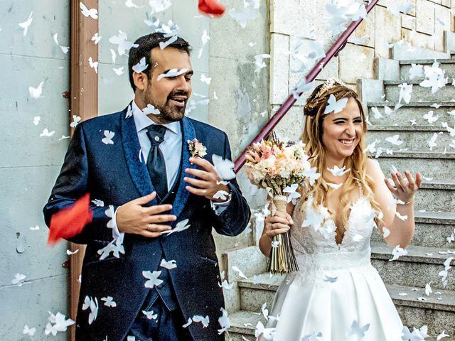 La boda de José Luis y Iris en Lupiana, Guadalajara 13