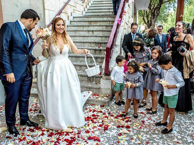 La boda de José Luis y Iris en Lupiana, Guadalajara 14