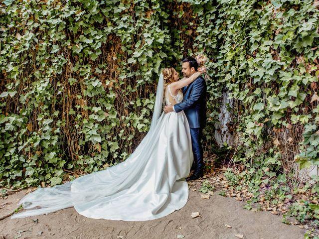 La boda de José Luis y Iris en Lupiana, Guadalajara 16