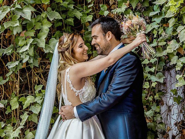 La boda de José Luis y Iris en Lupiana, Guadalajara 17