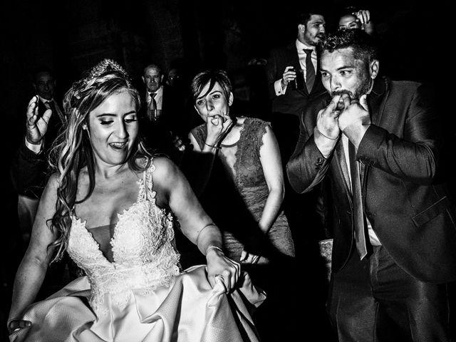 La boda de José Luis y Iris en Lupiana, Guadalajara 23