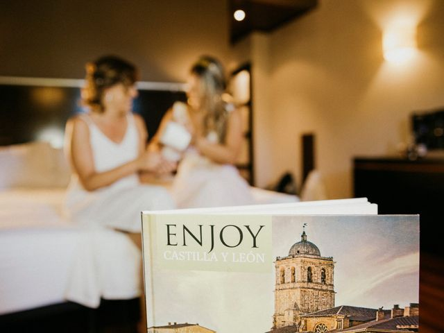La boda de Javier y Elena en Pesquera De Duero, Valladolid 12