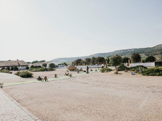La boda de Javier y Elena en Pesquera De Duero, Valladolid 15
