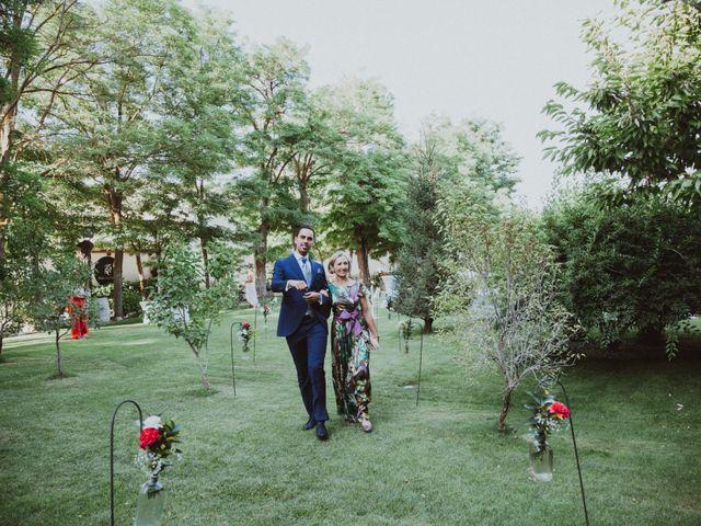 La boda de Javier y Elena en Pesquera De Duero, Valladolid 20