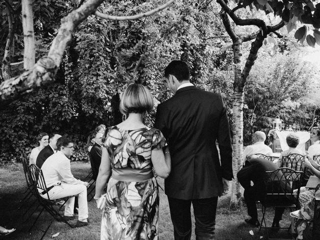 La boda de Javier y Elena en Pesquera De Duero, Valladolid 21