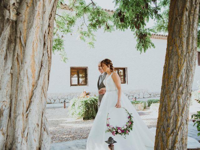 La boda de Javier y Elena en Pesquera De Duero, Valladolid 22