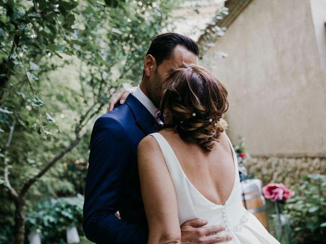 La boda de Javier y Elena en Pesquera De Duero, Valladolid 25