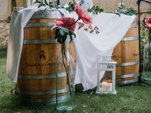 La boda de Javier y Elena en Pesquera De Duero, Valladolid 28