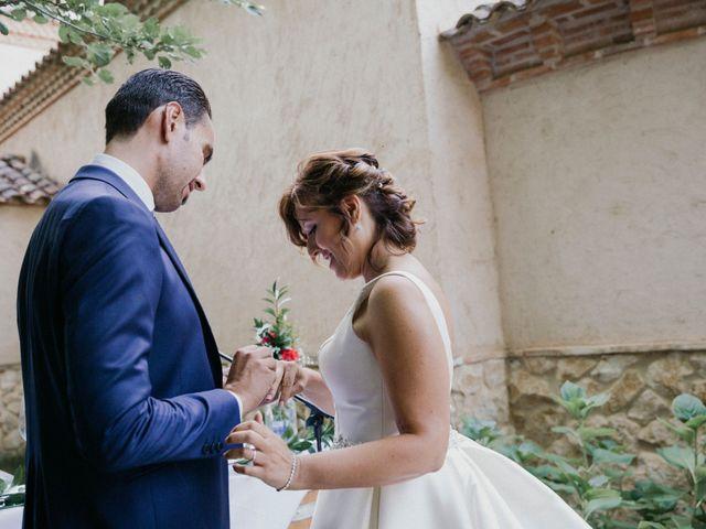 La boda de Javier y Elena en Pesquera De Duero, Valladolid 29