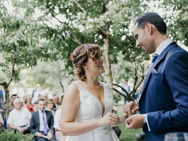 La boda de Javier y Elena en Pesquera De Duero, Valladolid 31
