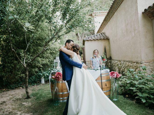 La boda de Javier y Elena en Pesquera De Duero, Valladolid 32