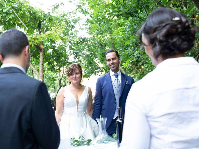 La boda de Javier y Elena en Pesquera De Duero, Valladolid 34