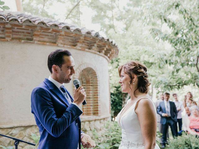 La boda de Javier y Elena en Pesquera De Duero, Valladolid 38
