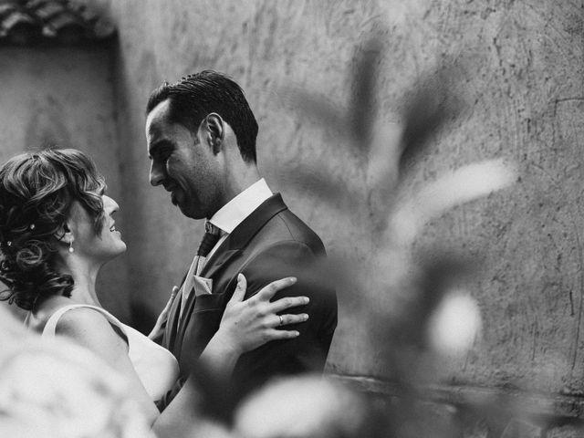 La boda de Javier y Elena en Pesquera De Duero, Valladolid 40