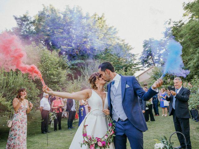 La boda de Javier y Elena en Pesquera De Duero, Valladolid 42