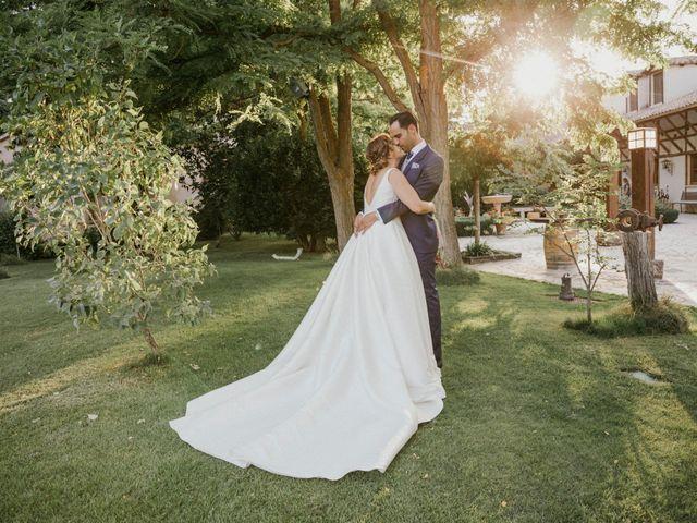 La boda de Javier y Elena en Pesquera De Duero, Valladolid 45