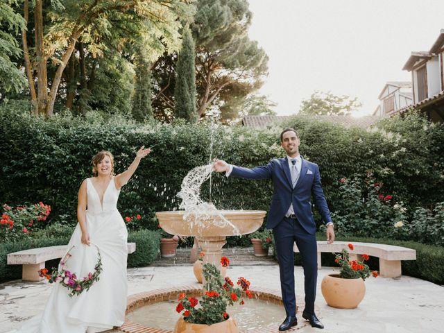 La boda de Javier y Elena en Pesquera De Duero, Valladolid 48