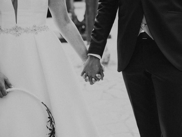 La boda de Javier y Elena en Pesquera De Duero, Valladolid 51