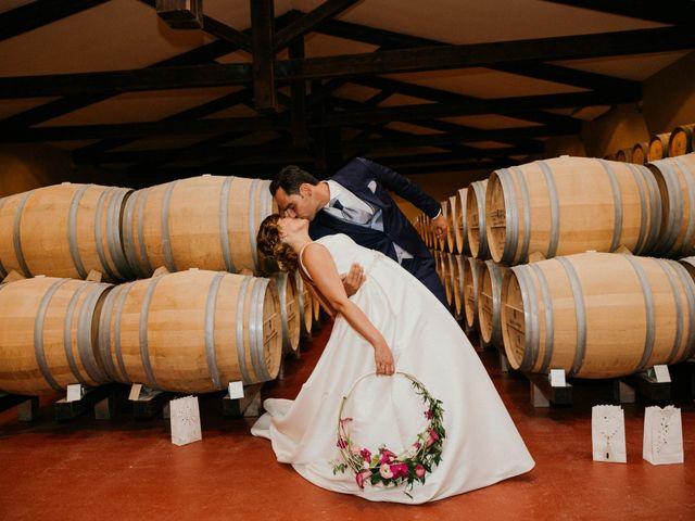 La boda de Javier y Elena en Pesquera De Duero, Valladolid 1