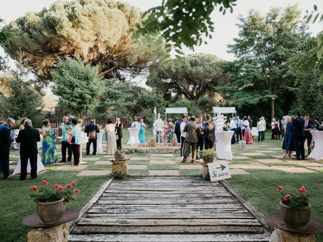 La boda de Javier y Elena en Pesquera De Duero, Valladolid 56
