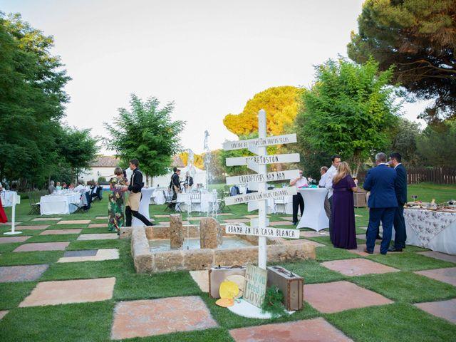 La boda de Javier y Elena en Pesquera De Duero, Valladolid 69