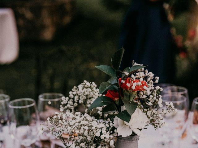 La boda de Javier y Elena en Pesquera De Duero, Valladolid 71