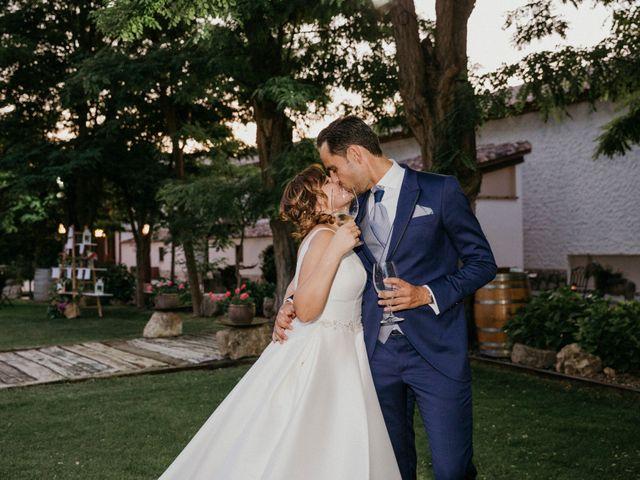 La boda de Javier y Elena en Pesquera De Duero, Valladolid 76