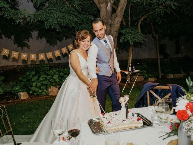 La boda de Javier y Elena en Pesquera De Duero, Valladolid 77