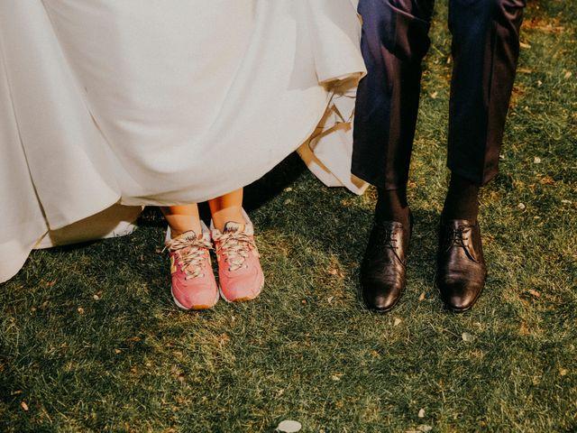 La boda de Javier y Elena en Pesquera De Duero, Valladolid 79
