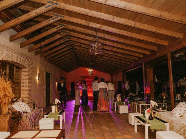 La boda de Javier y Elena en Pesquera De Duero, Valladolid 84