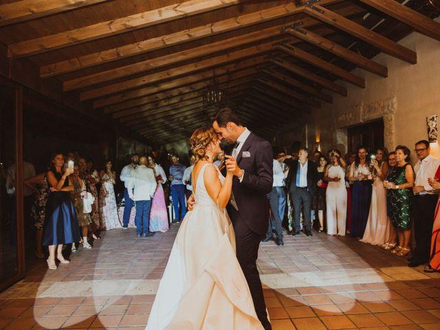La boda de Javier y Elena en Pesquera De Duero, Valladolid 86
