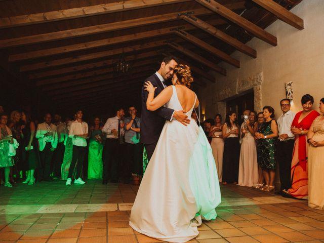 La boda de Javier y Elena en Pesquera De Duero, Valladolid 88