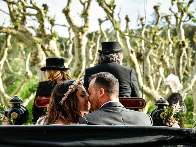 La boda de Van y Freddy en Santa Coloma De Farners, Girona 16