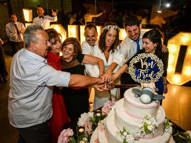 La boda de Van y Freddy en Santa Coloma De Farners, Girona 23
