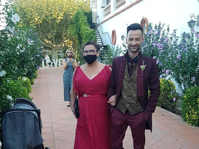 La boda de Miguel y Aroa en L' Ametlla Del Valles, Barcelona 2
