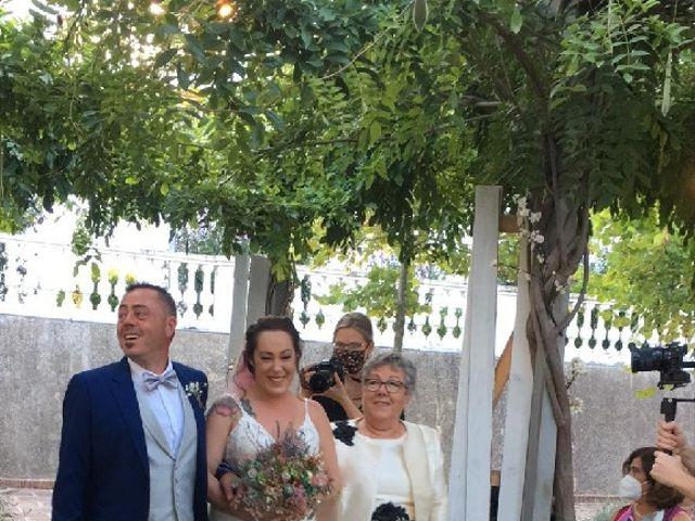 La boda de Miguel y Aroa en L' Ametlla Del Valles, Barcelona 4