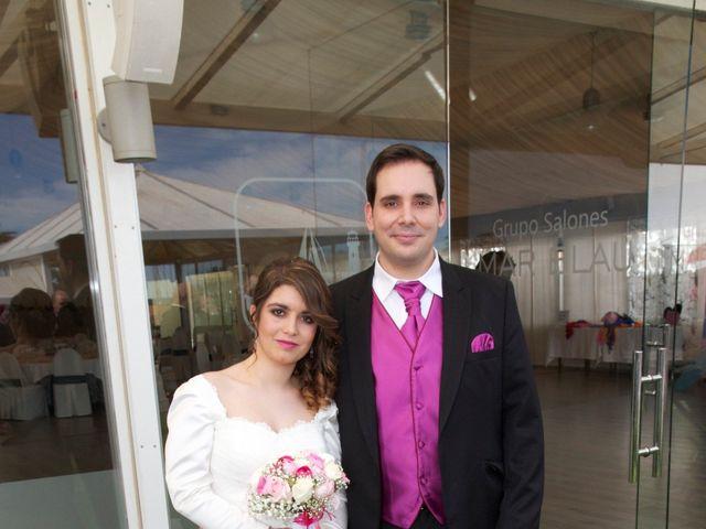 La boda de Javier y Natalia en Valencia, Valencia 3