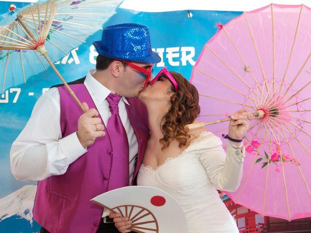 La boda de Javier y Natalia en Valencia, Valencia 1