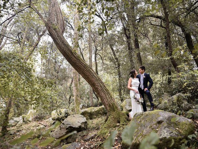 La boda de Joan y Neus en Riells, Girona 2