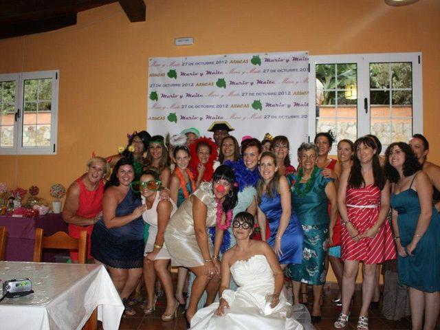 La boda de Maite y Mario en Arucas, Las Palmas 1