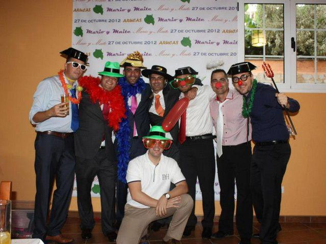 La boda de Maite y Mario en Arucas, Las Palmas 2