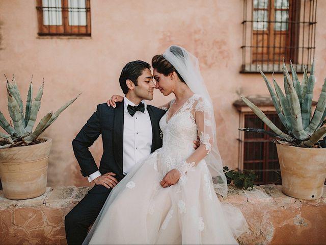 La boda de Neda y Zabie
