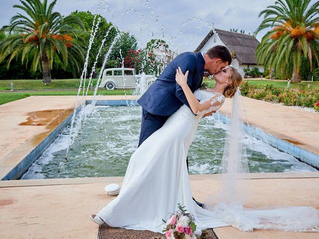 La boda de Rocío y Samuel en Catarroja, Valencia 22