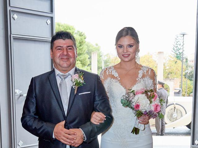 La boda de Rocío y Samuel en Catarroja, Valencia 14