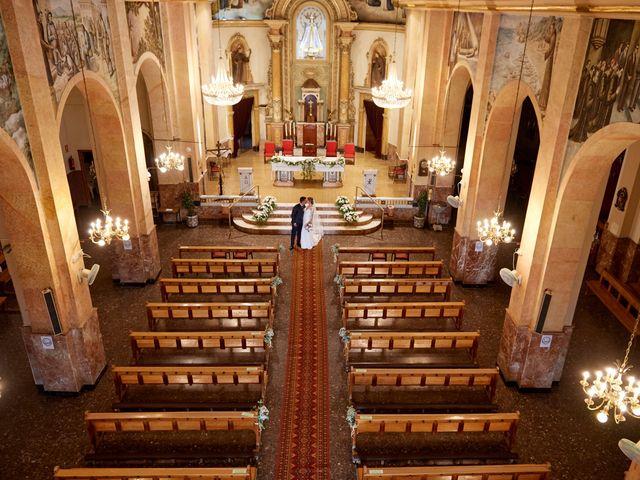 La boda de Rocío y Samuel en Catarroja, Valencia 17