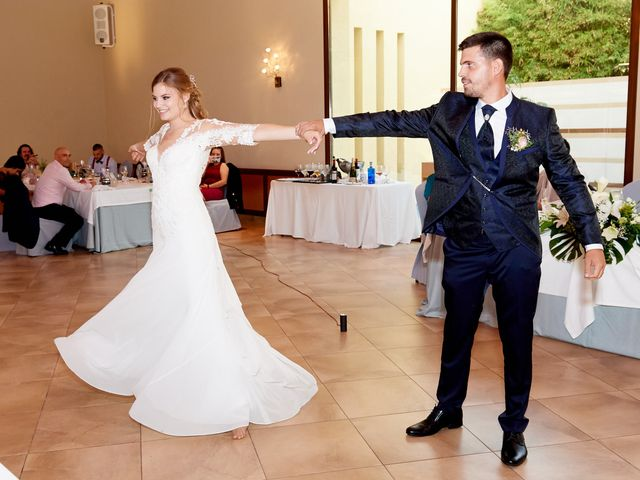 La boda de Rocío y Samuel en Catarroja, Valencia 23