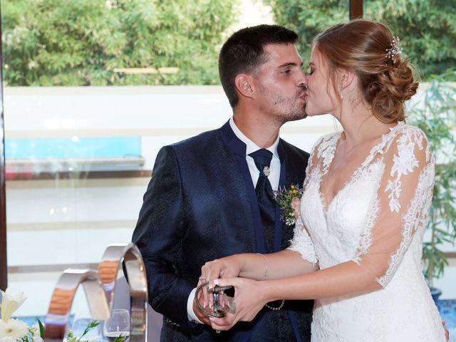 La boda de Rocío y Samuel en Catarroja, Valencia 25