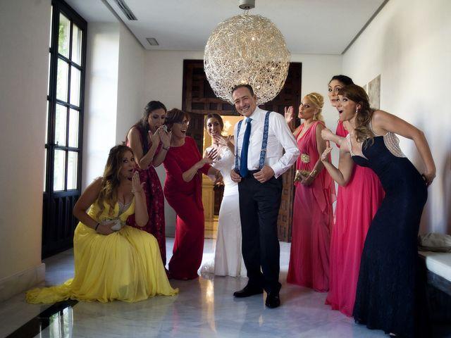 La boda de Sergio y Eva en Córdoba, Córdoba 7